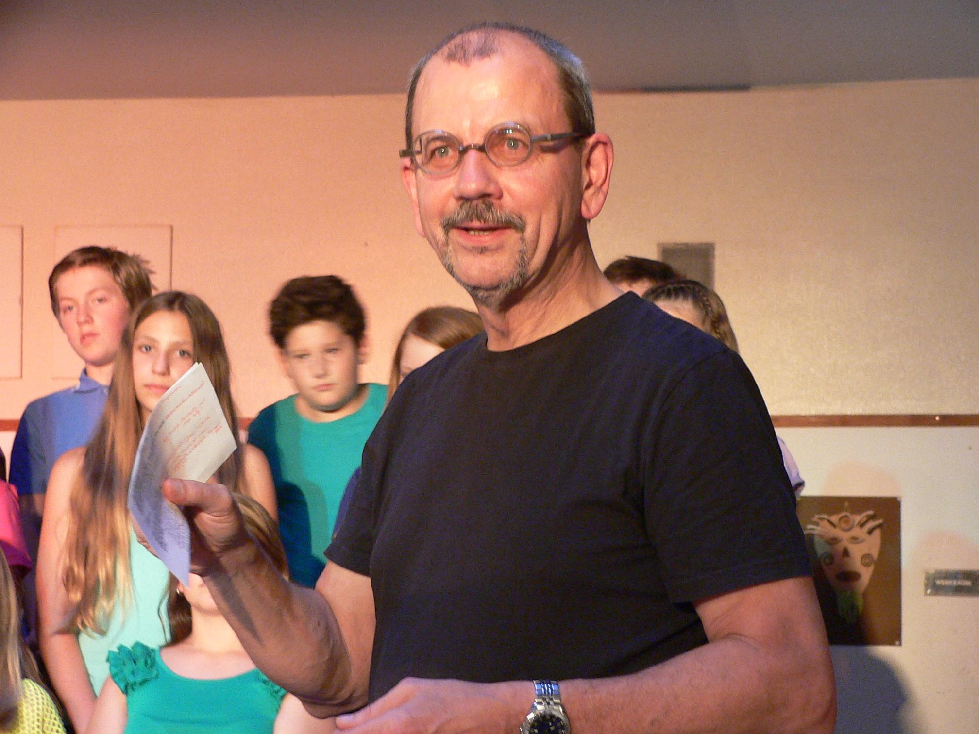 Abschiedskonzert für Manfred Schacherl