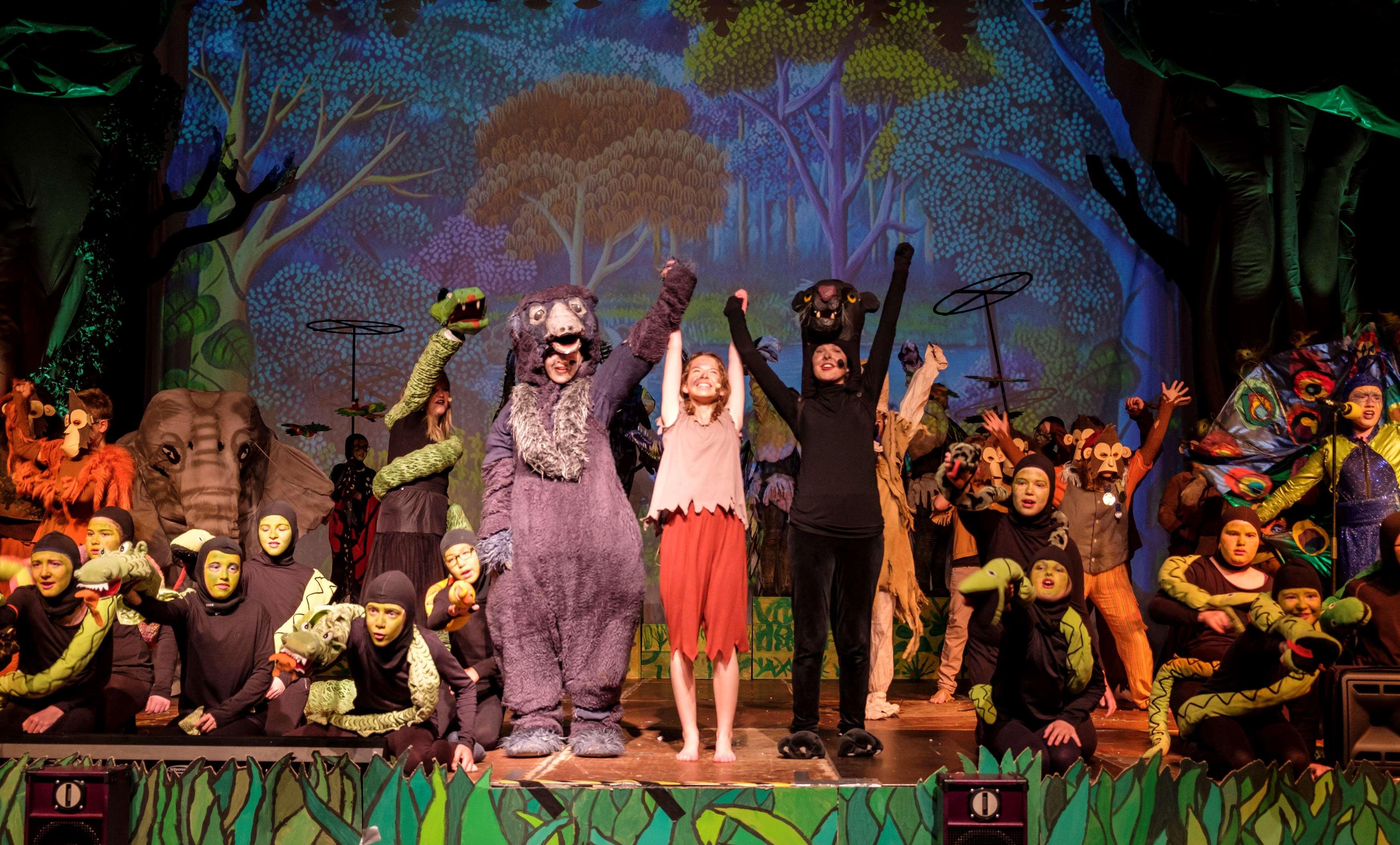 """Musical """"Das Dschungelbuch"""""""