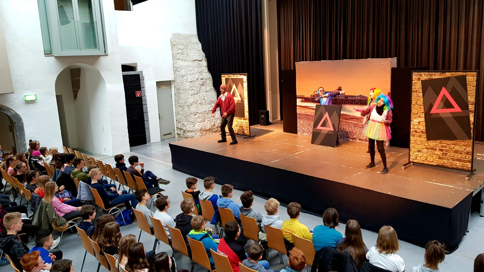 Vienna's English Theatre on Tour in Freistadt