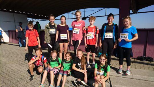 Spitzenplatzierungen unseres Laufteams